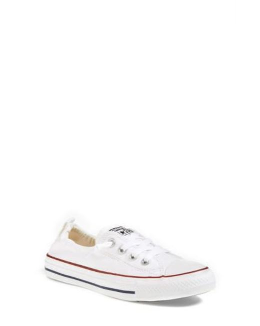 Converse | White Chuck Taylor 'shoreline' Sneaker | Lyst