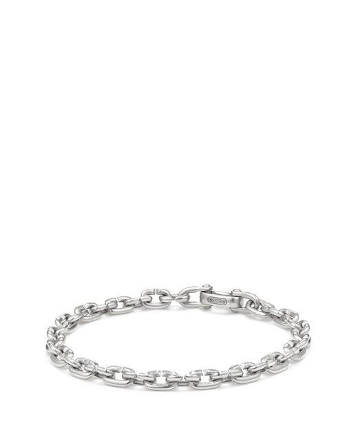David Yurman - Metallic Narrow Chain Link Bracelet for Men - Lyst