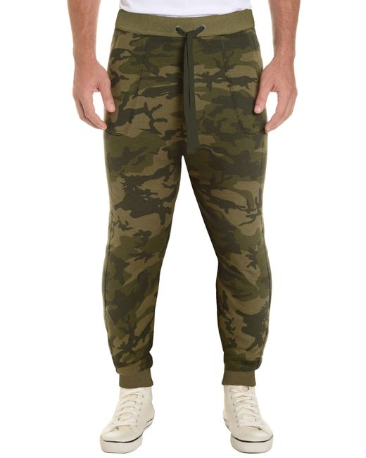 2xist - Green Terry Jogger Sweatpants for Men - Lyst