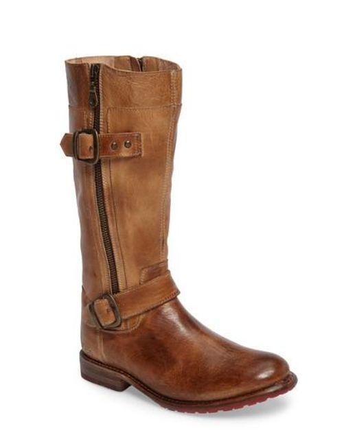 Bed Stu - Brown Gogo Boot - Lyst