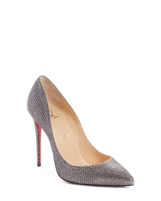 Christian Louboutin - Multicolor Pigalle Follies Pointy Toe Pump - Lyst