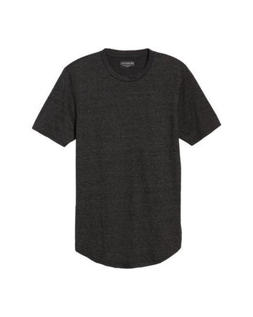 Goodlife | Black Crewneck T-shirt for Men | Lyst