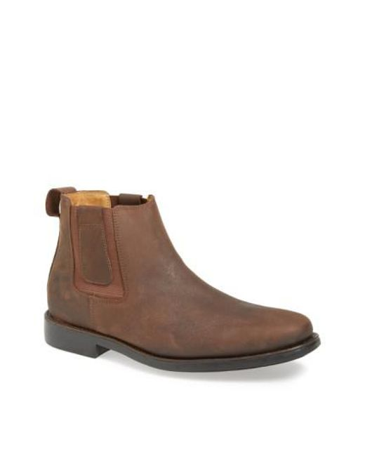 Anatomic & Co - Brown Natal Chelsea Boot for Men - Lyst