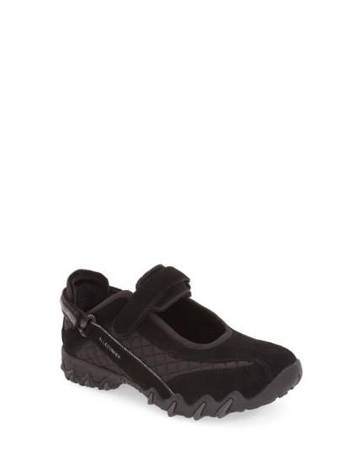 Allrounder By Mephisto - Black 'niro' Athletic Shoe - Lyst
