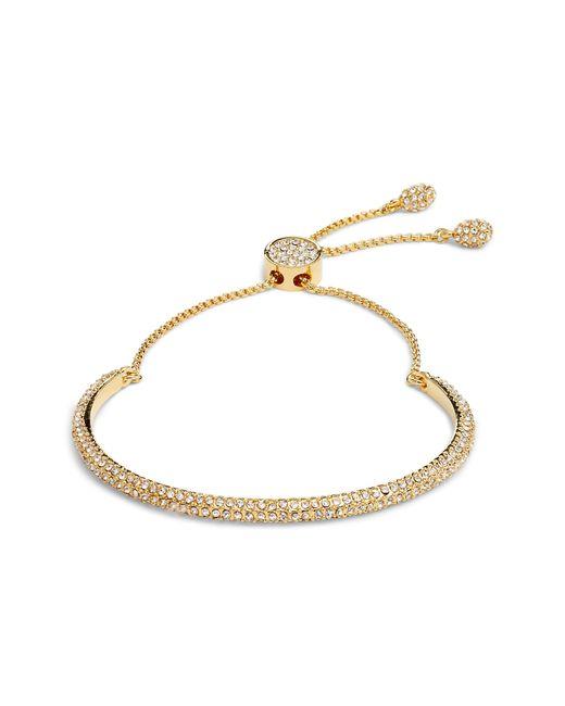 Vince Camuto Metallic Crystal Pavé Bracelet