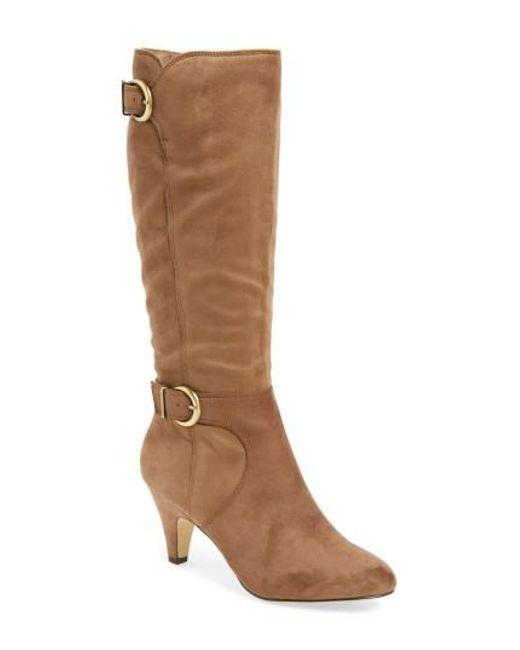 Bella Vita | Brown Toni Ii Knee High Boot | Lyst