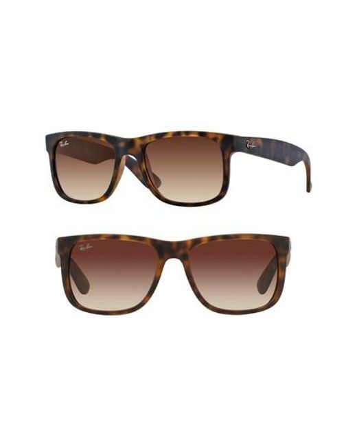 Ray-Ban - Brown Youngster 54mm Sunglasses - Lyst