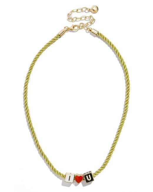BaubleBar Metallic Harmony Necklace