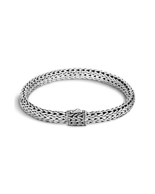 John Hardy | Metallic 'classic Chain' Small Bracelet | Lyst