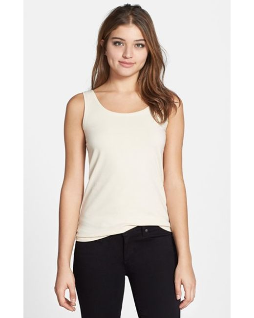 NIC+ZOE   Natural 'perfect' Tank   Lyst