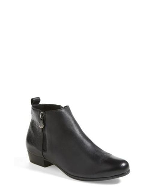 Munro - Black 'lexi' Boot - Lyst