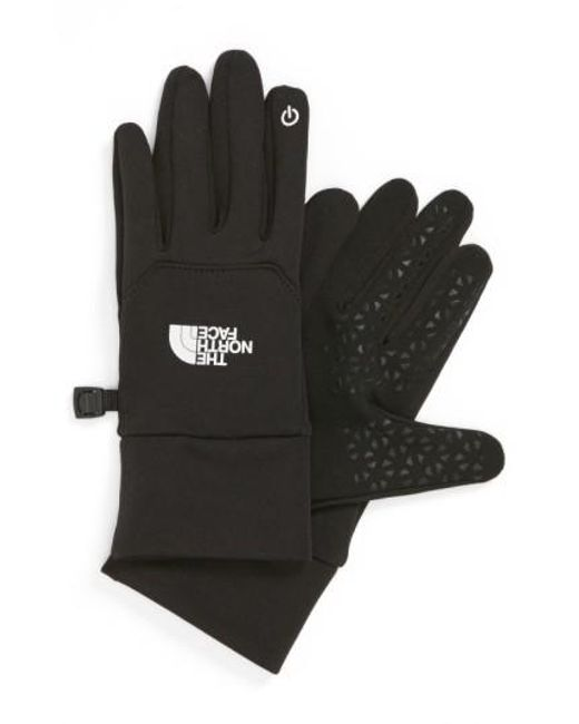 The North Face - Black 'e-tip' Glove - Lyst