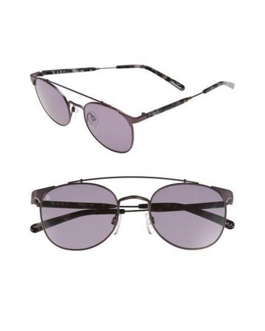Raen | Blue 'raleigh' 51mm Sunglasses for Men | Lyst