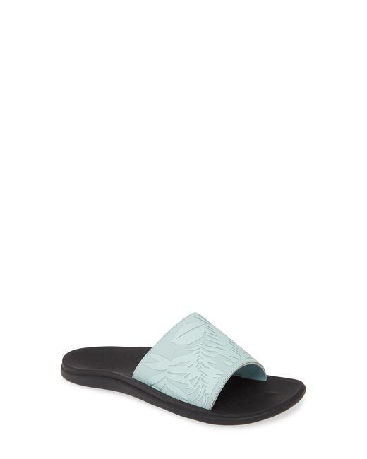 Olukai Multicolor Punua Olu Slide Sandal