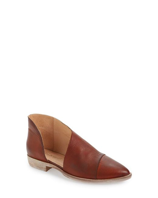 Free People Natural Royale Pointed-Toe Boots