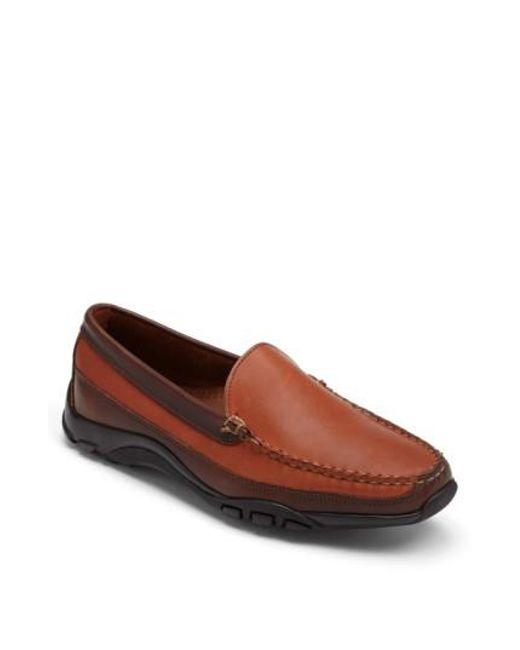 Allen Edmonds | Orange 'boulder' Driving Loafer for Men | Lyst