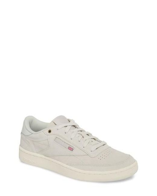 Reebok Mens Club C 85 MCC Sneaker