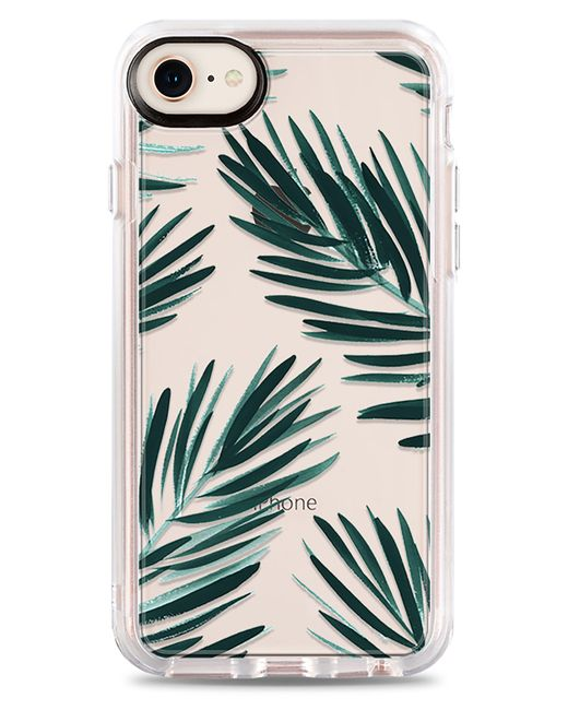 Casetify Green Palm Fronds Iphone 7/8 & 7/8 Plus Case