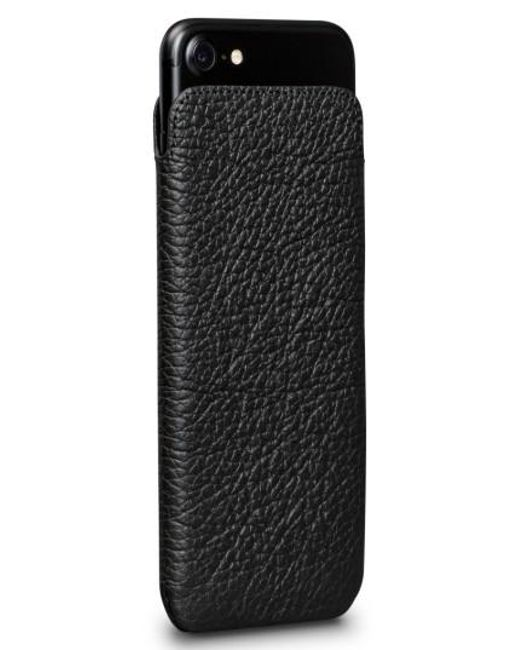 Sena - Black Ultraslim Iphone 6/7/8 Leather Sleeve - Lyst
