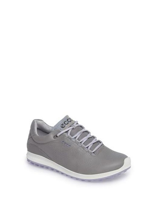 Ecco - Gray Biom 2 Hybrid Water-repellent Golf Shoe - Lyst