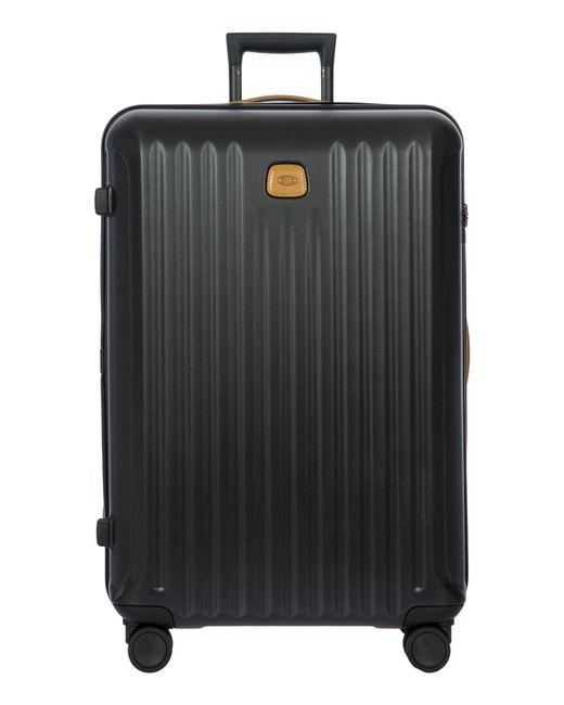 Bric's - Black Capri 30-inch Rolling Suitcase for Men - Lyst