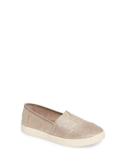 TOMS | Multicolor Avalon Slip-on | Lyst