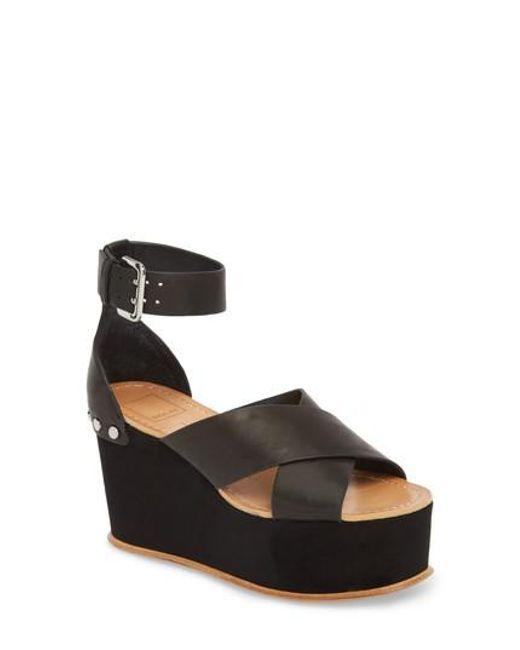 Dolce Vita Women's Dalrae Platform Wedge Sandal bM1rpm7F