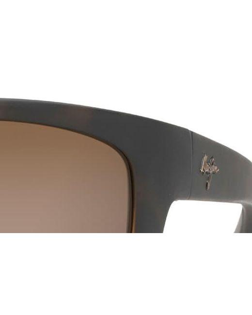 bfdafb454c10 ... Maui Jim Brown Kanaio Coast 61mm Polarizedplus2 Sunglasses for men