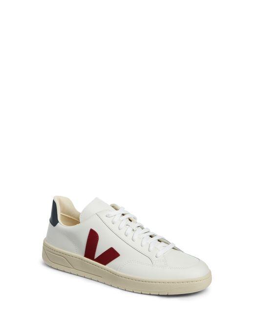 Veja White V-12 Sneaker for men