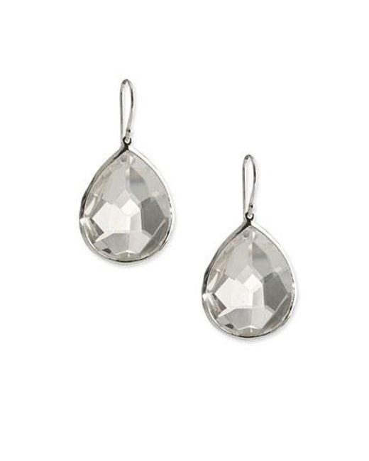 Ippolita | Metallic 'wonderland' Teardrop Earrings | Lyst