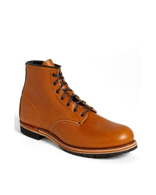 Red Wing   Brown 'beckman' Boot for Men   Lyst