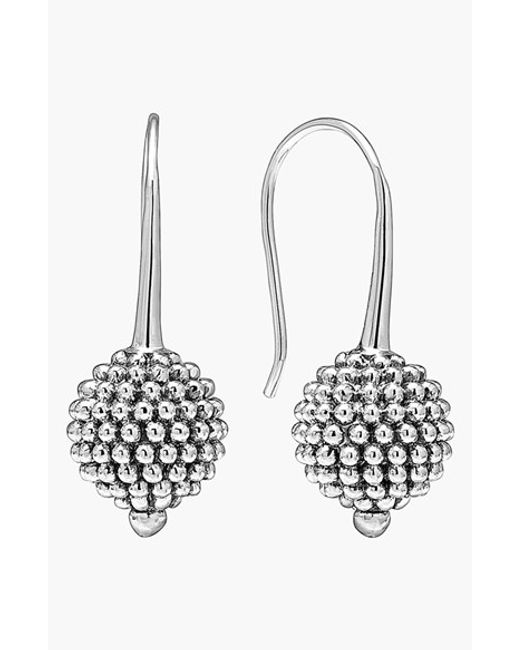 Lagos | Metallic Columbus Circle Drop Earrings | Lyst
