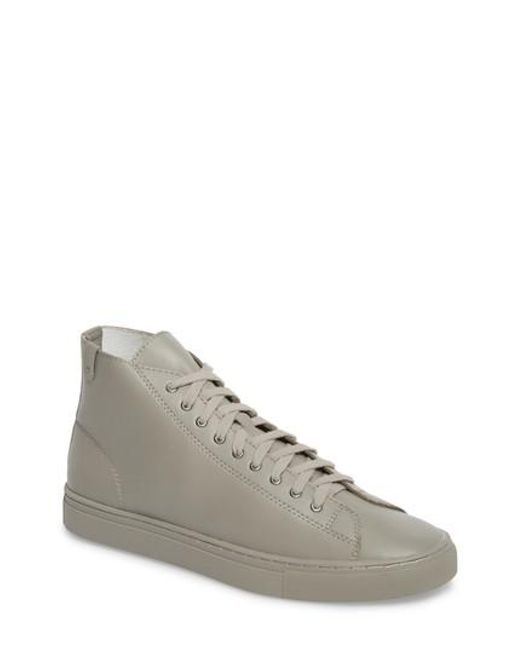 HOUSE OF FUTURE - Gray Original High Top Sneaker for Men - Lyst