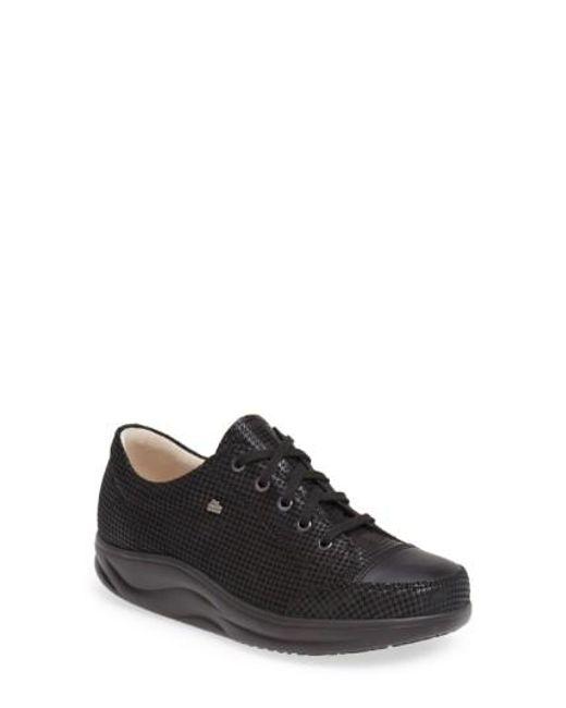 Finn Comfort   Black Finnamic By 'Ikebukuro' Walking Shoe   Lyst