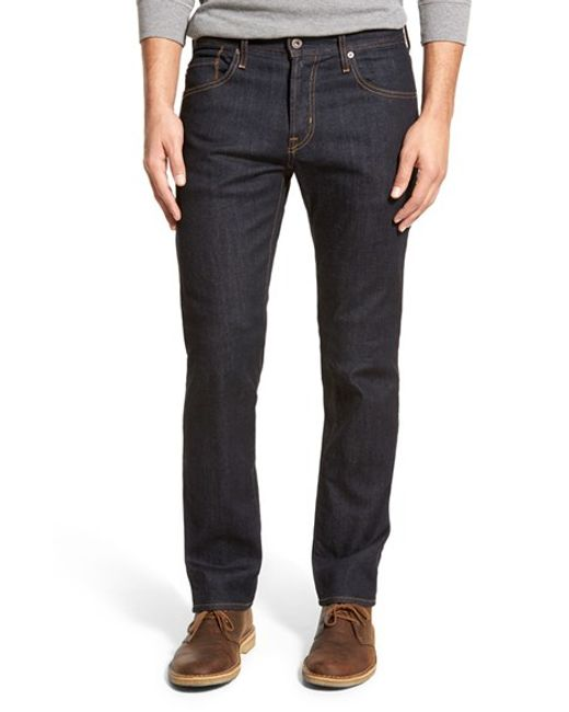 AG Jeans | Black Jeans Matchbox Slim Fit Jeans for Men | Lyst