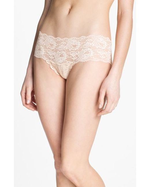 Cosabella | Natural 'never Say Never' Hipster Briefs | Lyst