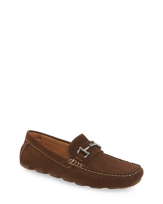 1901 Brown Destin Driving Shoe for men