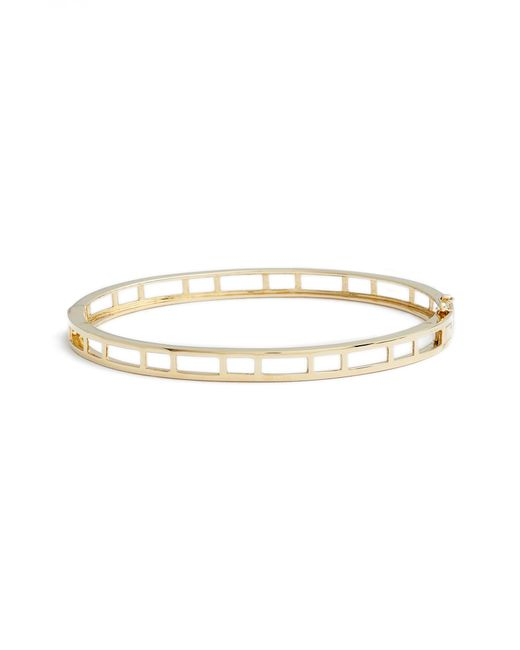 Bony Levy - Metallic 14k Caged Bangle (nordstrom Exclusive) - Lyst