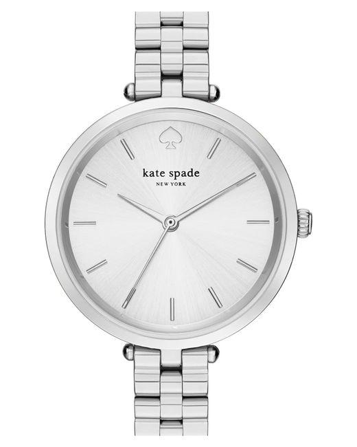 Kate Spade Metallic Holland Bracelet Watch