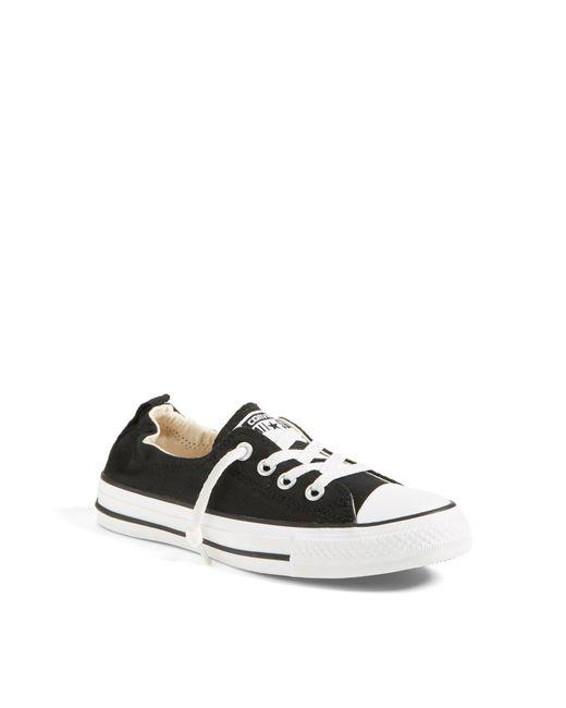 Converse Black Chuck Taylor 'shoreline' Sneaker