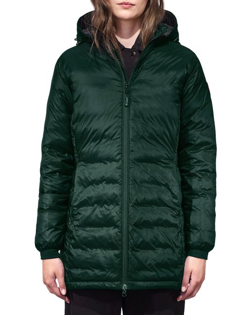 Canada Goose - Black Camp Fusion Fit Packable Down Jacket - Lyst