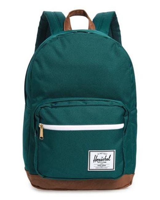 d89f6e5d401f Lyst - Herschel Supply Co. Pop Quiz Backpack - in Green for Men