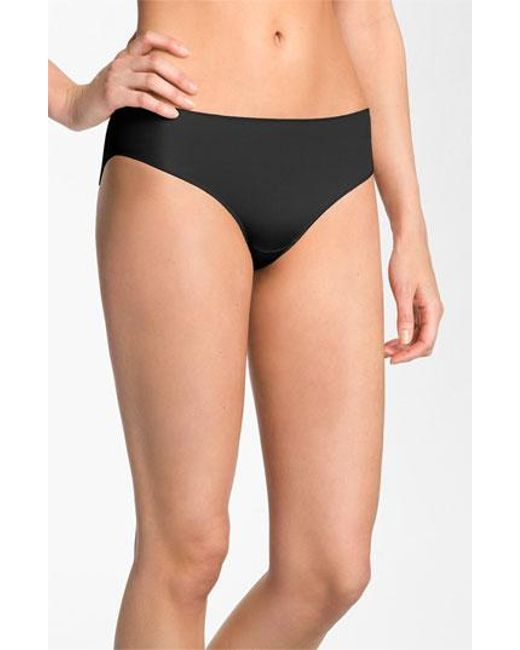 Tc Fine Intimates | Black Shaping Hipster Briefs | Lyst