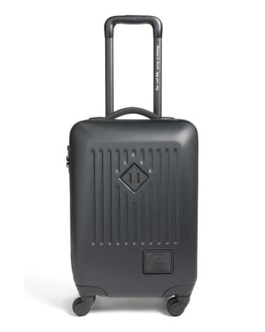 Herschel Supply Co. - Black Trade 20-inch Wheeled Carry-on - Lyst