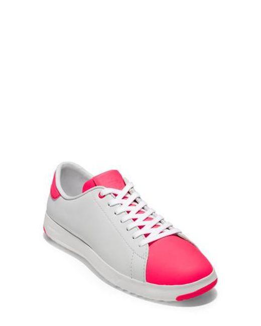 Cole Haan - Blue Grandpro Tennis Shoe for Men - Lyst