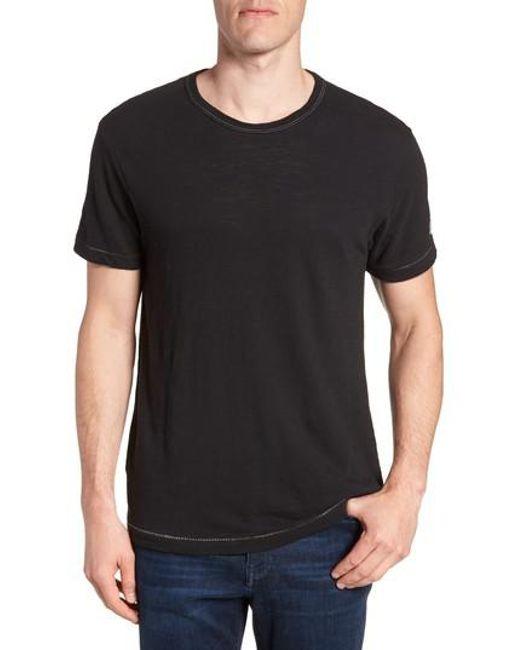 Todd Snyder - Black + Champion T-shirt for Men - Lyst