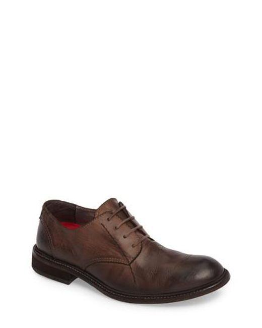 Fly London Men's Hoco Plain Toe Derby 0wKUTzJgm
