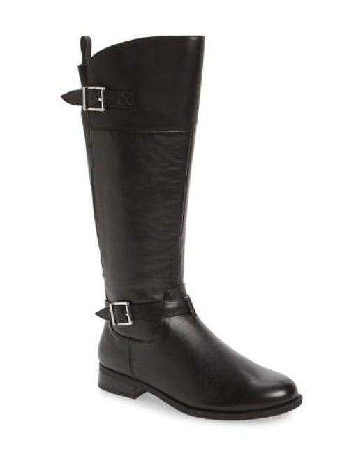 Vionic   Black 'storey' Tall Boot   Lyst