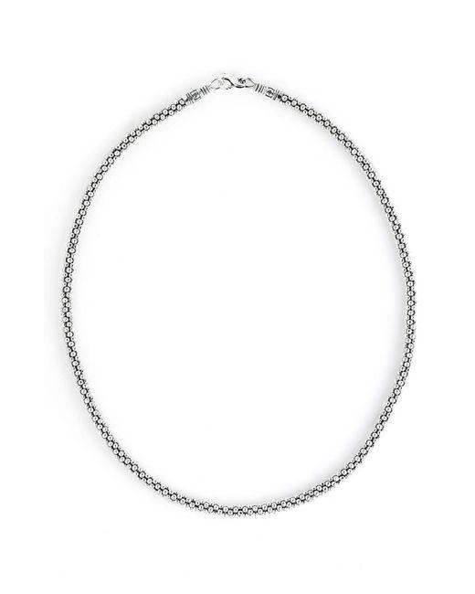 Lagos - Metallic 'signature' Rope Necklace - Lyst