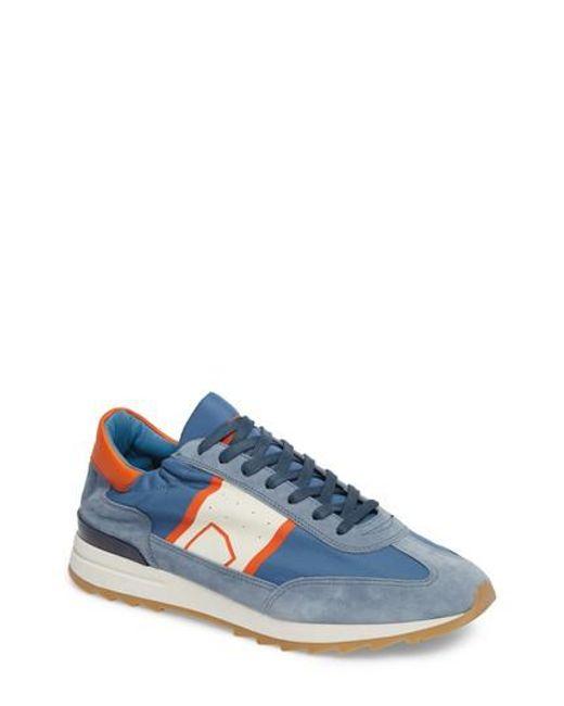 Philippe Model Toujours Sneakers - Blue lHbAFX